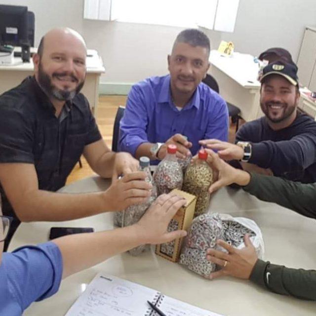 1ª Reunião para viabilizar a Festa das Flores em Araucária